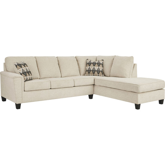 Abinger 2 Piece Sectional - Natural