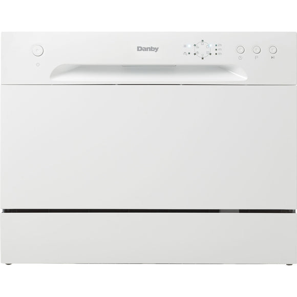 Danby Portable Dishwasher - White