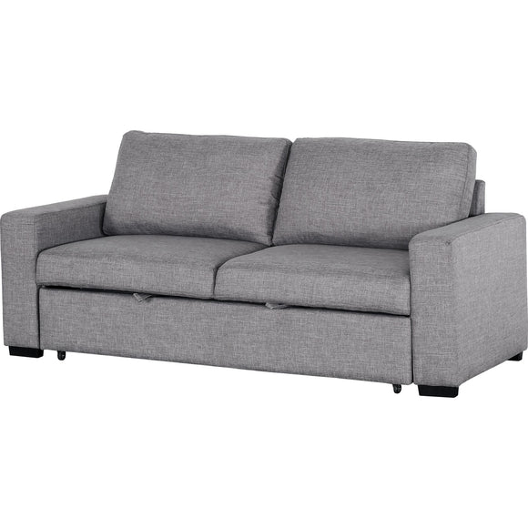 VINCENZO SOFA BED  Media Sleeper - Grey