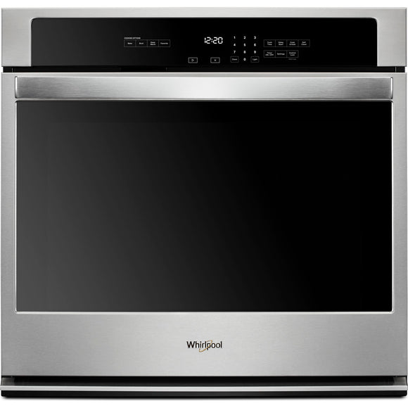Whirlpool 27 Self Clean Wall Oven - Stainless Steel