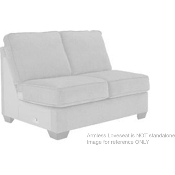 Graftin Armless Loveseat - Teak