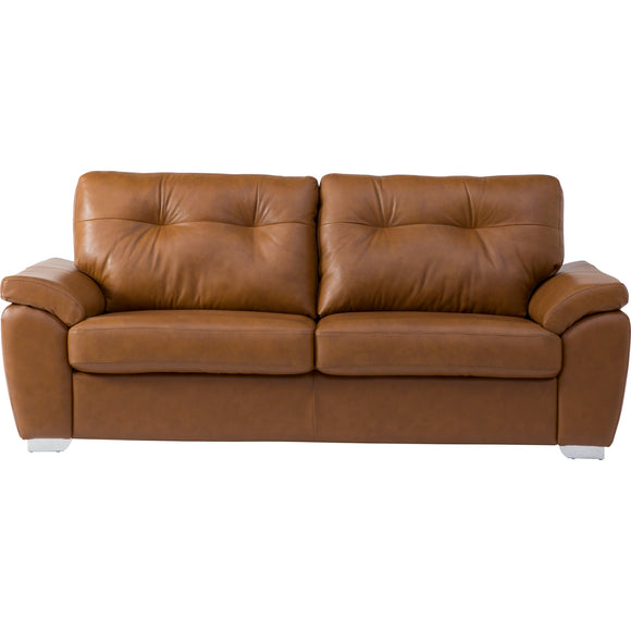 Louis Podium  Condo Sofa - Light Brown