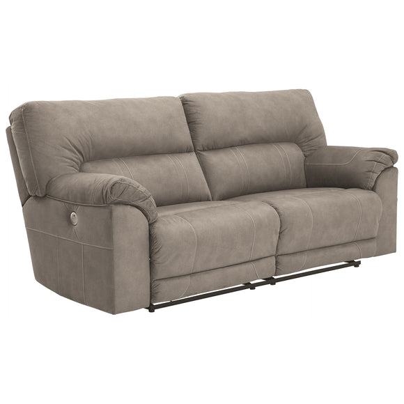 Cavalcade Power Reclining Sofa - Slate