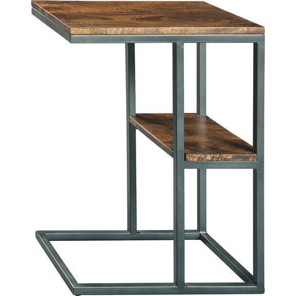 Forestmin  Accent Table - Natural/Black