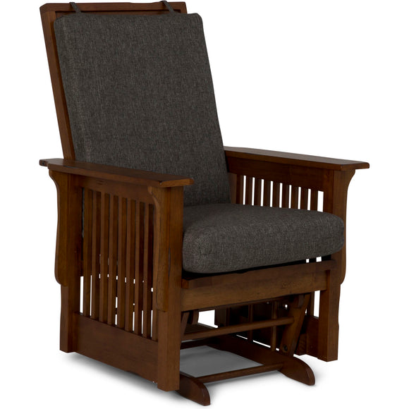 Texiana Glider Chair - Bark