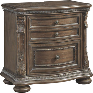 Charmond Nightstand - Brown
