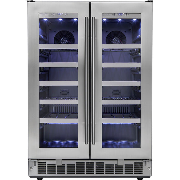 Danby Wine Cooler - Stainless/Black