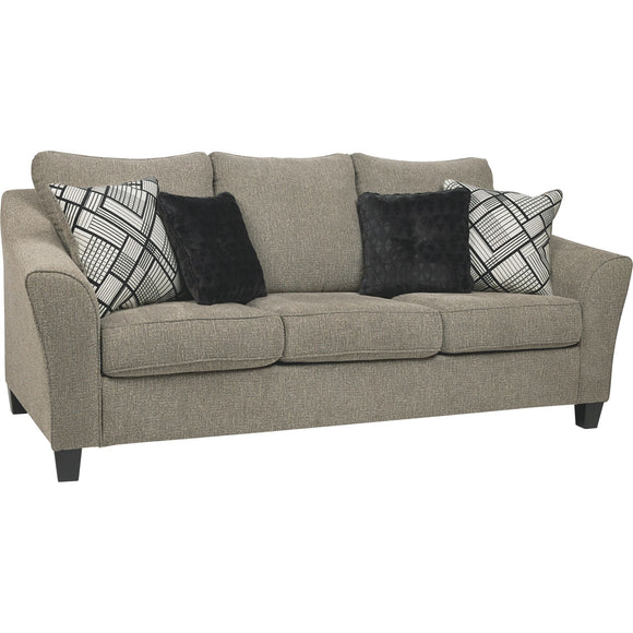 Barnesley Sofa - Platinum