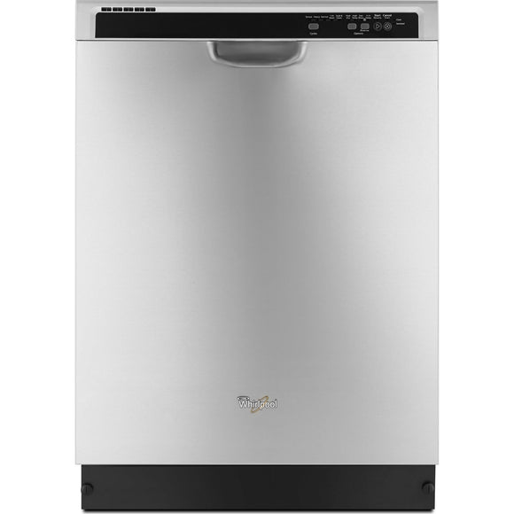 Whirlpool Dishwasher - Stainless