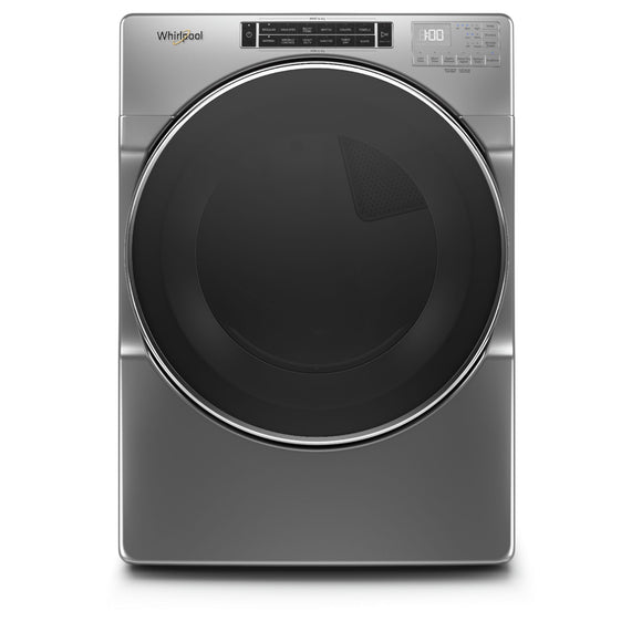 Whirlpool Front Load Dryer - Chrome Shadow
