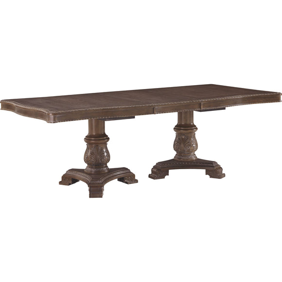 Charmond Table - Brown