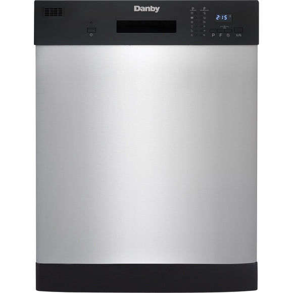 Danby Dishwasher - Stainless/Black