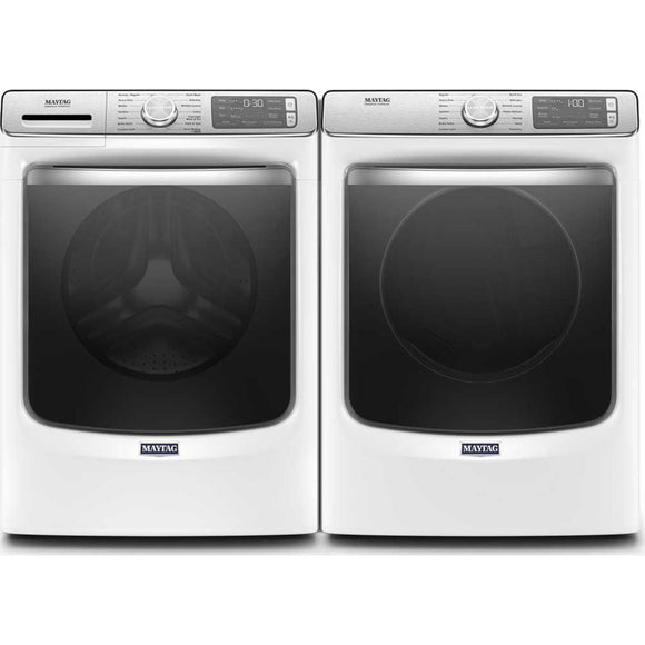 Maytag Front Load Pair - White