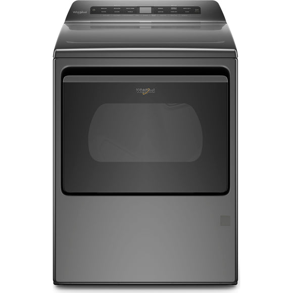 Whirlpool Gas Dryer - Chrome Shadow