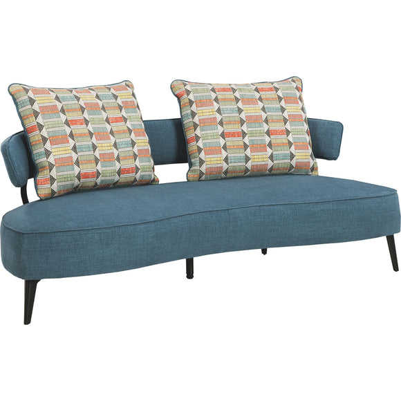 Hollyann Rta Sofa - Blue