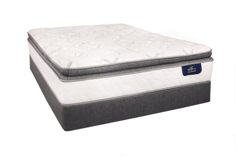Serta Villa Bellagio VII Super Pillow Top Firm Set