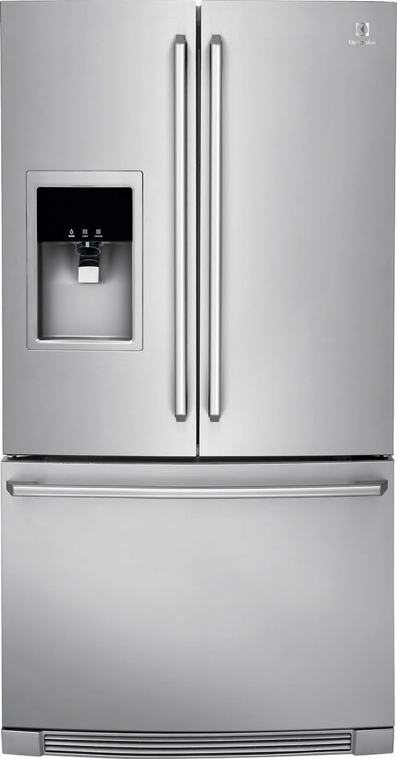 Electrolux 22 CU. Ft. Counter-Depth French Door Refrigerator with Wave-Touch® Controls