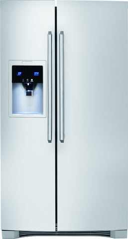 Electrolux 23 Cu. Ft. Counter-Depth Side-By-Side Refrigerator with Wave-Touch® Controls