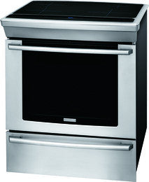 "Electrolux 30"" Slide-in Induction Range"