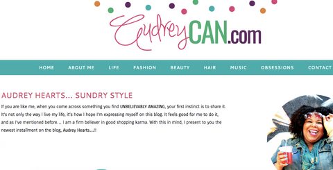 Blogger Picks: Audrey Can's Favorite Sundry Style Finds