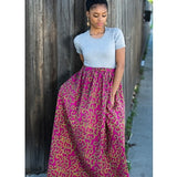 Skirts - Grace Maxi Skirt by Diggin Her Roots - 1