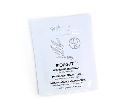 Biolight® Brightening Sheet Mask - Single