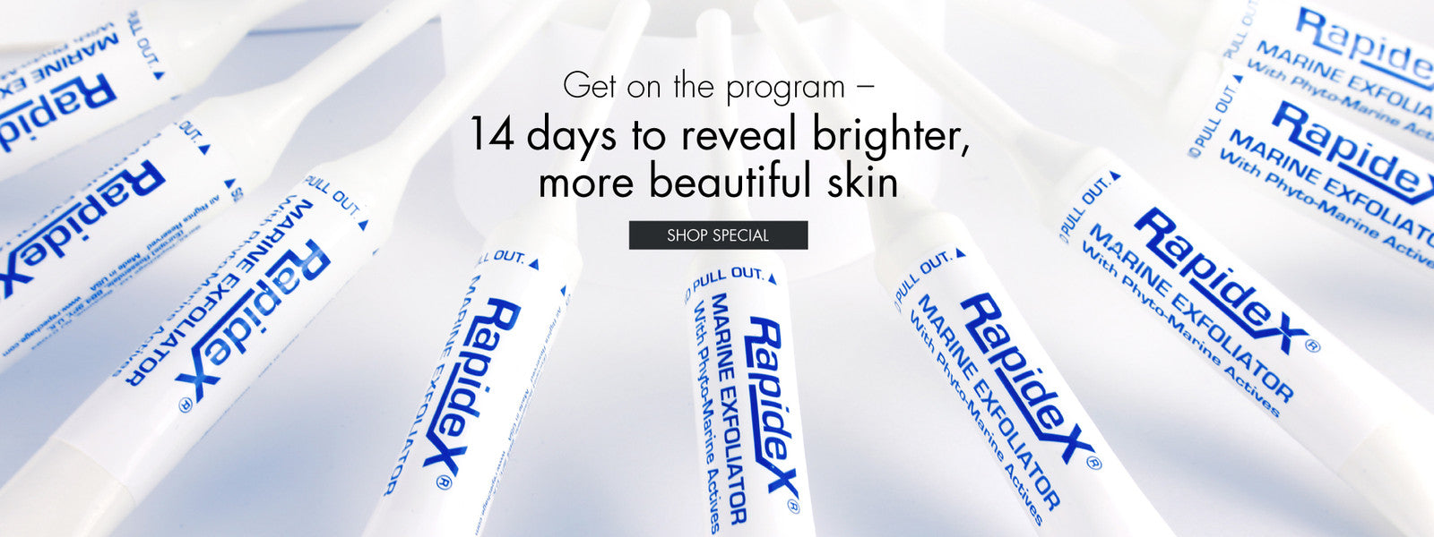 14 Days to Beaitiful Skin with Rapidex