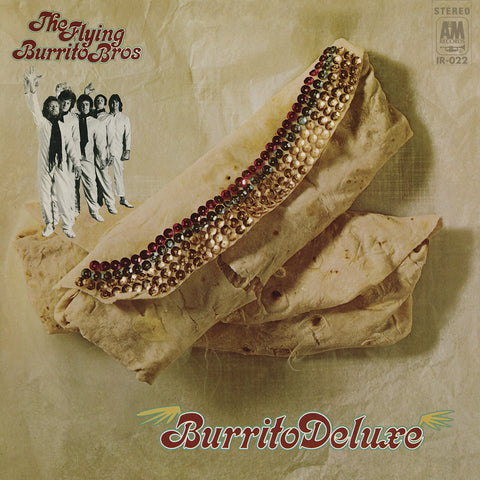 "The Flying Burrito Bros. ""Burrito Deluxe"" 180G LP (PRE-ORDER)"