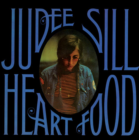 "Judee Sill ""Heart Food"" 180G LP (ON SALE!)"