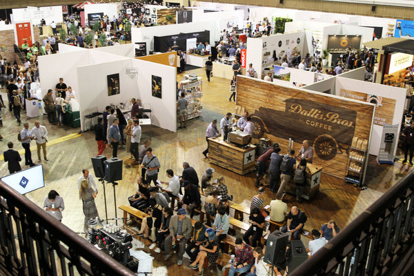 5 Trends from New York Coffee Festival