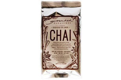 GROUNDED PLEASURES CHAI