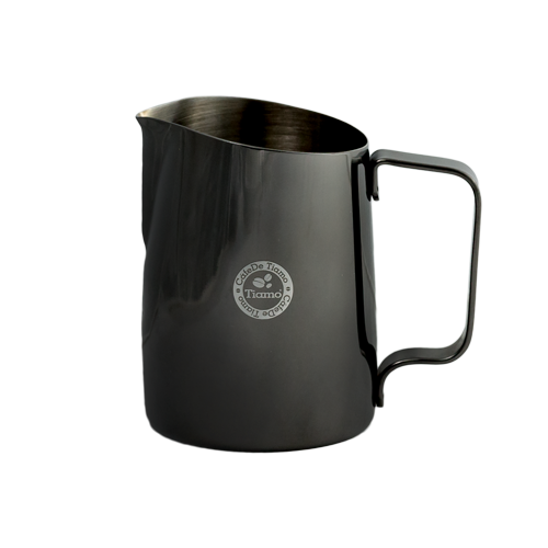 TAPERED MILK JUG 450ML - METALLIC