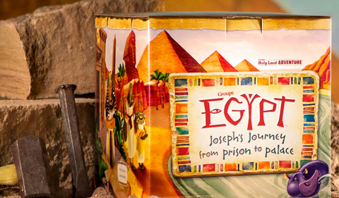 Egypt Holy Land VBS