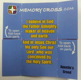 The Apostles' Creed traditional version 24 to a pack