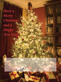 Christmas Card - Customer Appreciation Christmas card - 12 to a pack & envelopes size: 7 x 5 1/8
