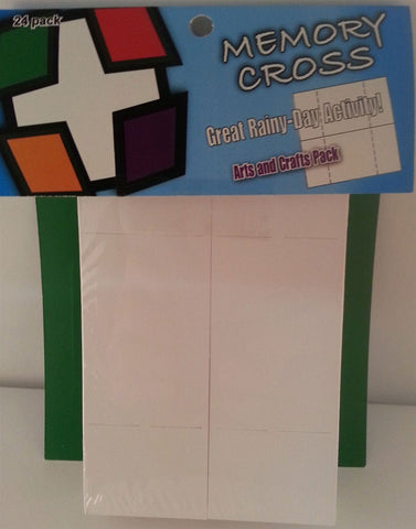 Blank Bible Memorization cards 4.5 x 3 - 24 per pack