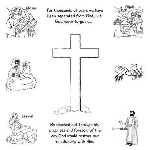 haiti christian coloring pages - photo#17