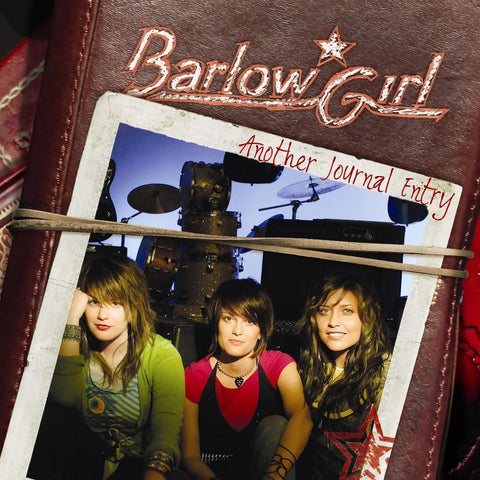 Barlow Girl - Another Journal Entry - CD