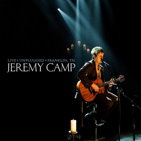Jeremy Camp Live Unplugged CD/DVD