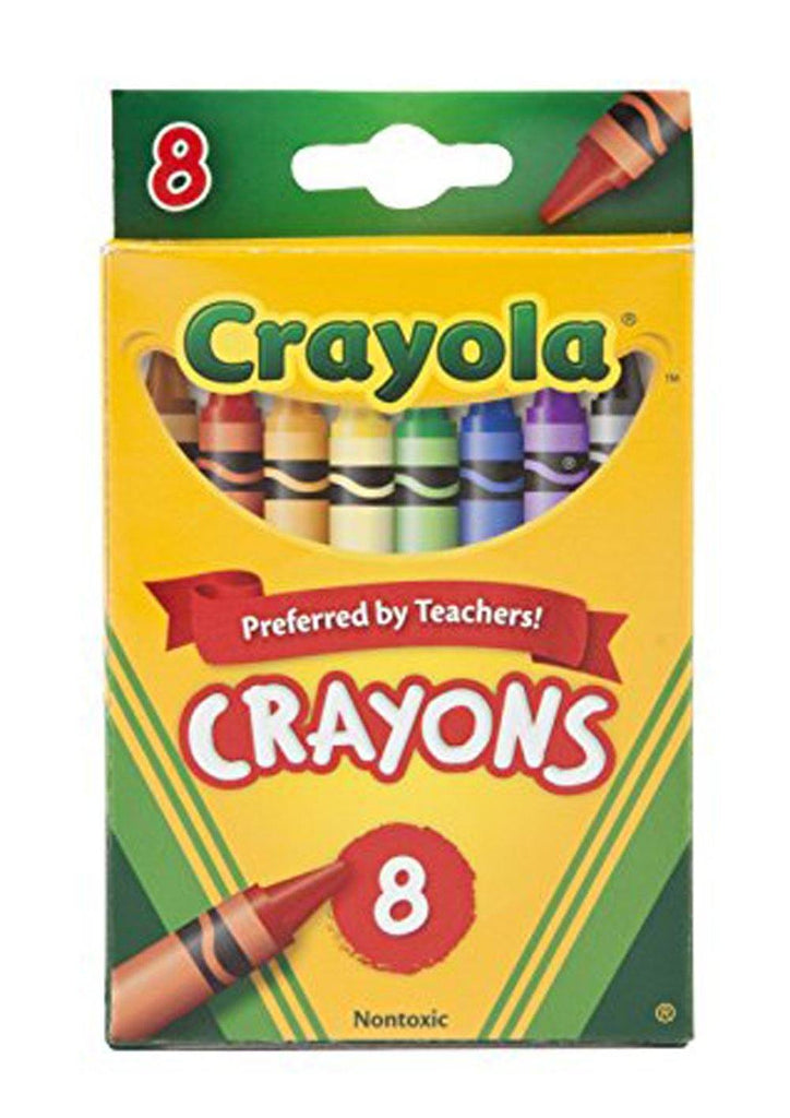 Crayons - 8 pack