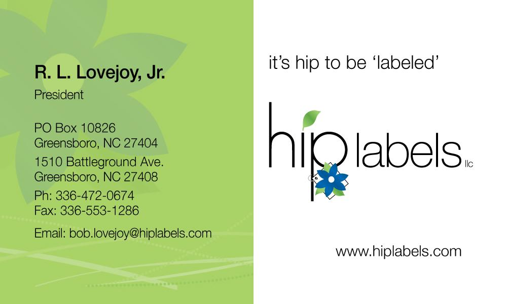 Business Cards By Memory Cross Standard Size But With 4 Panels