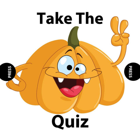Take the Quiz Halloween Gospel Tract for Children - 24/PK