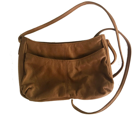 Leather Handbag by Carroll Original Wear