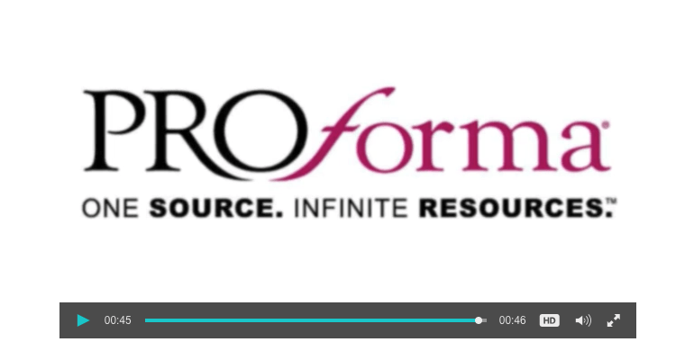 Customize Any Proforma Video With Company Name and Phone Number