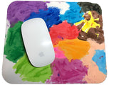 Mouse Pad Creation Studio - Mouse Pads, Paint, Brushes and Paper