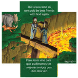 Plan of Salvation for Children in English and Spanish - 24 per pack