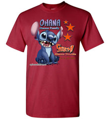 Ohana Means Family, Stitch Means Trouble.