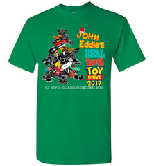 John Eddie's Real Big Toy Drive 2017
