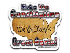 Make the Constitution Great Again!
