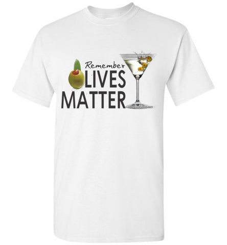 Remember...Olives Matter